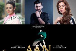 Haseeb Hasan & Umera Ahmed's Upcoming Blockbuster 'Aan'
