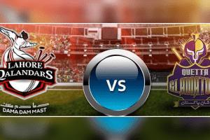 PSL 2020: Preview Lahore Qalandars against Quetta Gladiators