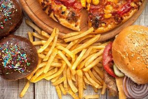 How to avoid junk food consumption by children