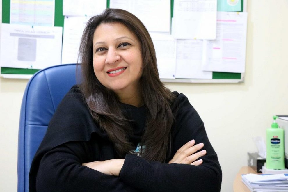 Saba Faisal is the National Director, SOS Children's Villages Pakistan