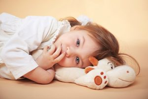 Do children suffer from insomnia?