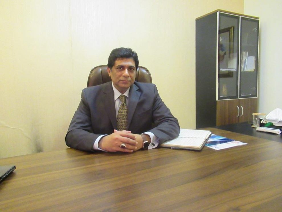 "Mr. Mian Atif-ur-Rahman is the CEO of the ""Native Educational Gateway"""