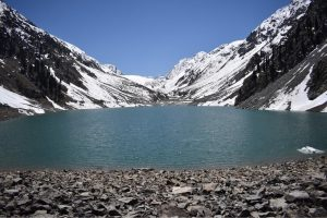 Kundol Lake in Swat Valley a perfect site for camping