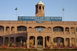 History of the University of the Punjab