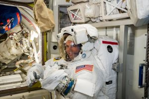 NASA Astronauts To Prepare For SpaceWalks