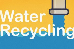 Benefits of water recycling