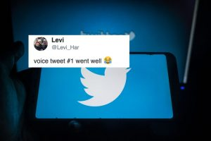 Twitter new audio tweet feature is being used by people for trolling