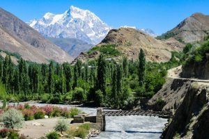Chitral the land of beauty