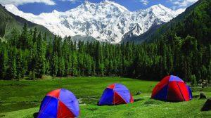 Fairy Meadows; A land of beauty
