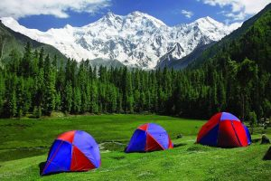 Fairy Meadows; A land of beauty