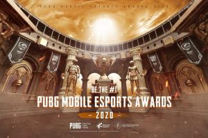 The PUBG Mobile esport 2020 Awards is now available