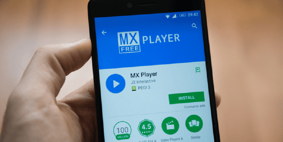 The famous MX Player for Android has essential vulnerability