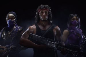 Mortal Kombat Expansion Pack Brings Mileena, Rain and Rambo