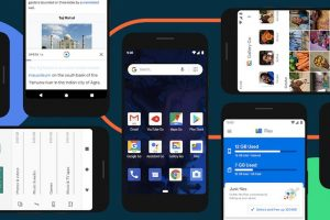 The new Android Go update works faster on old phones