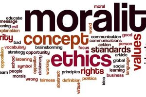 Morality in our society – An Educational Essay