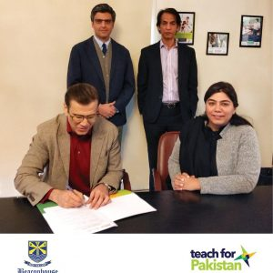 Beaconhouse Group partners with Teach For Pakistan