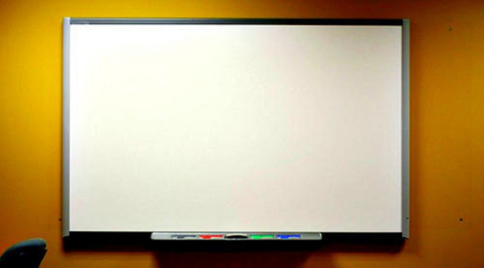 Do we need smart whiteboards in classrooms?