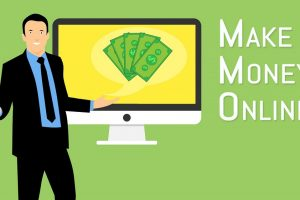 How can students make money online?