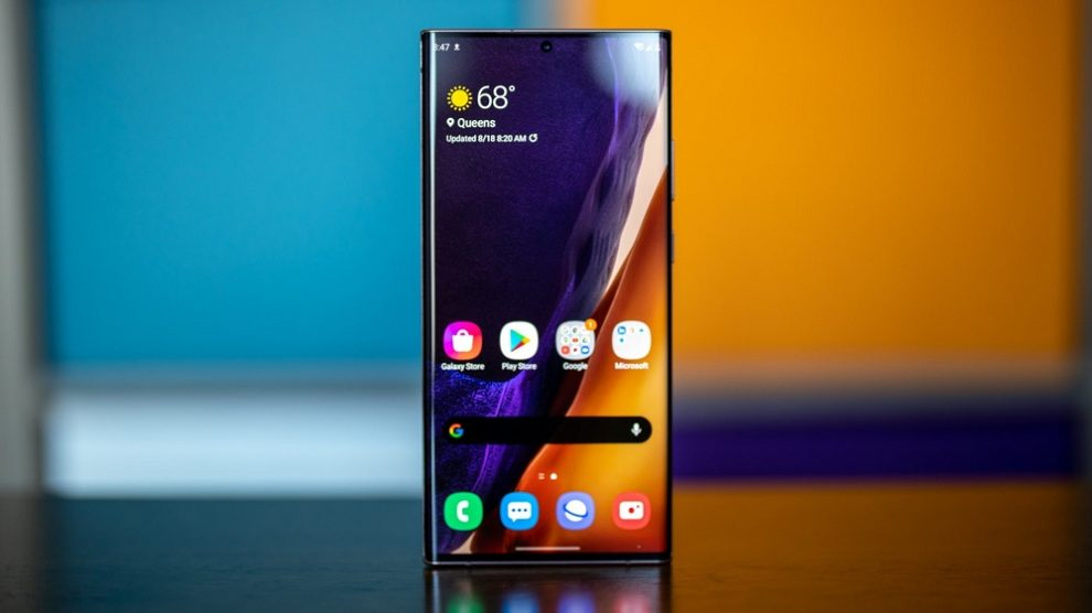Samsung Galaxy Note 20 Ultra – The best specs of 2020