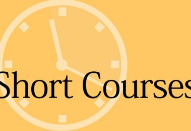 Best free short courses available right now