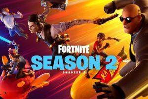 Fortnite Season 2 Chapter 5 Update