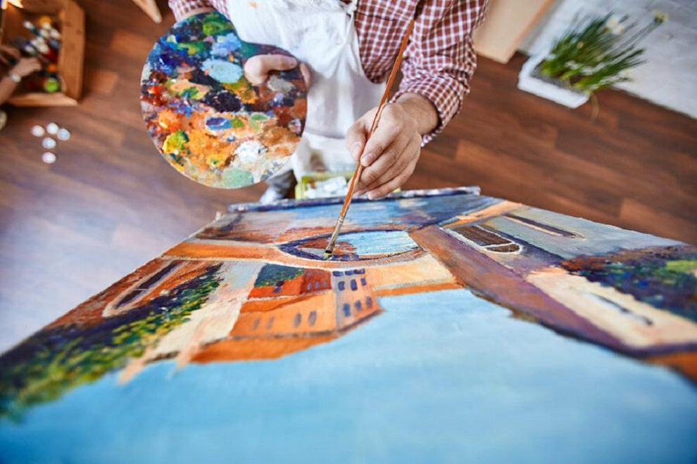 Why should students pursue a career in Fine Arts?