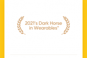 A dark horse contender in the wearables market