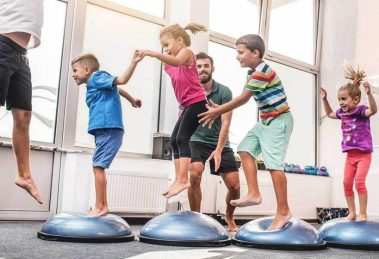 Sports and emotional flexibility in children