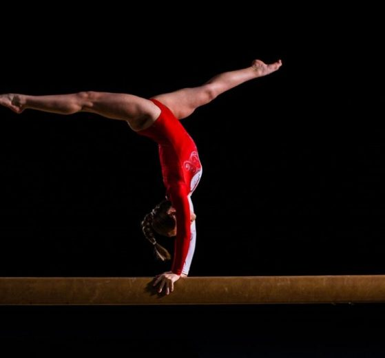 Is gymnastics always a strong stretch and pain?