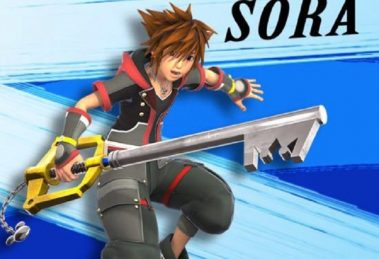 Sora joins Smash Ultimate with the mandatory Kingdom Hearts Fighter Mod
