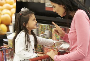 10 guidelines for scolding a child in a positive way