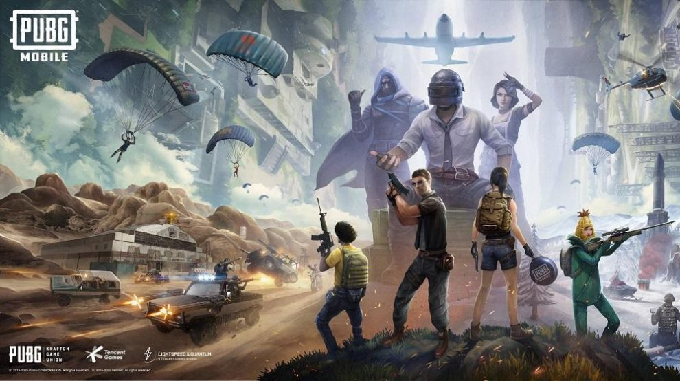 The PUBG Mobile 1.2 update is now live