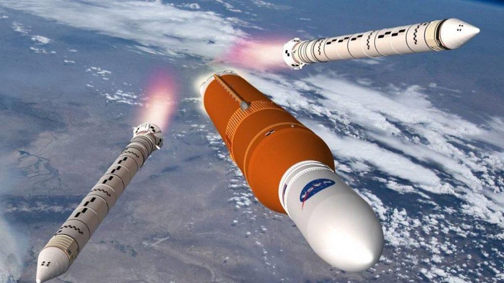 NASA is accelerating the SLS Rocket Heat Fire Test