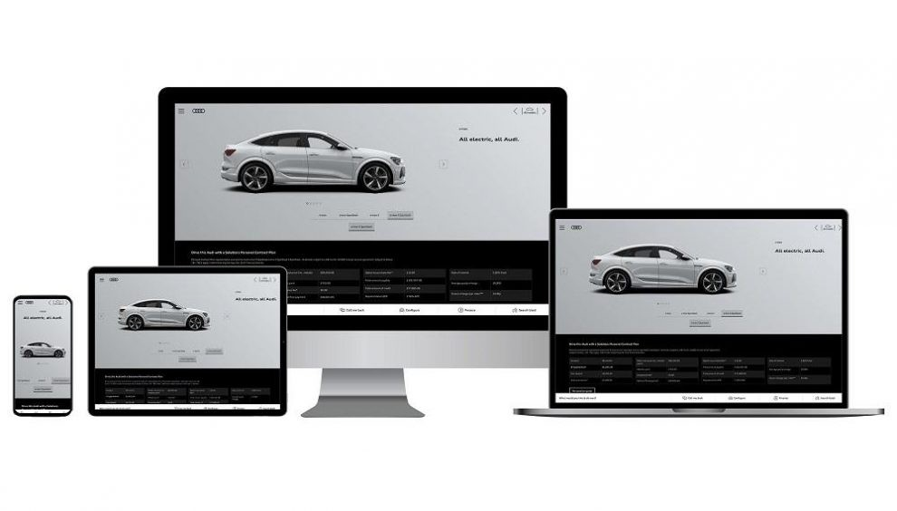 IBM is helping Audi UK rethink the digital customer experience