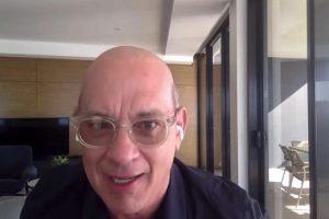 Tom Hanks Reveals His Bald Look for Elvis Presley Biopic