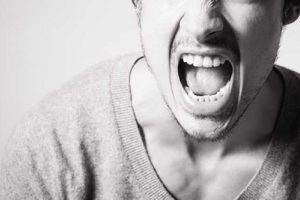 When I get angry I lose control - what is happening to me?