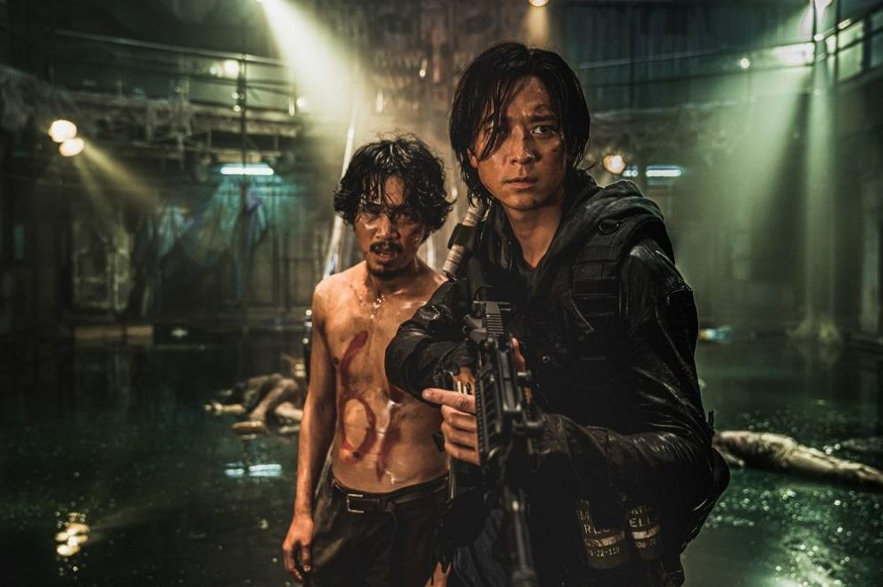 Peninsula a very effective Korean action and infected film