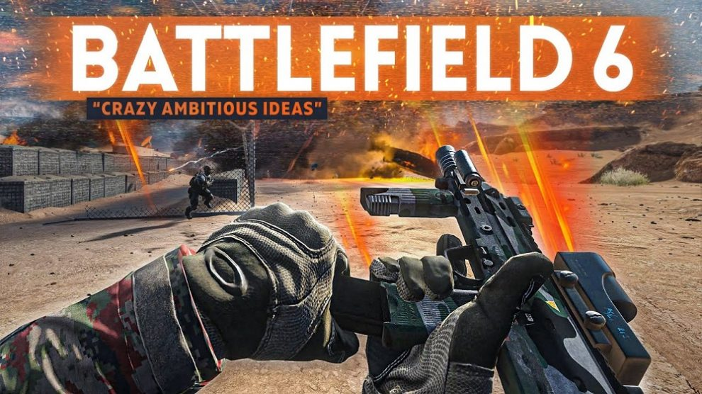 Battlefield with two new teaser from secret trailer