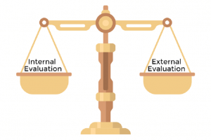Recommendations for students to pass the external evaluation